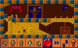 The Lemmings Chronicles DOS Egyptian Level