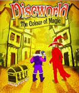 Discworld: The Colour of Magic J2ME Title screen