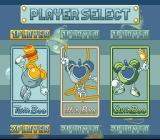 Pop'n TwinBee Rainbow Bell Adventures SNES Select your character