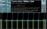 FastTracker 2 (included game) DOS Help, options