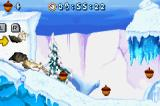 Ice Age 2: The Meltdown Game Boy Advance Get the acorns!
