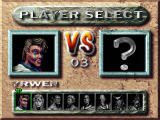 Time Warriors Windows A rather normal character selection