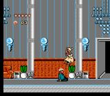 Home Alone 2: Lost in New York NES You'd better don't look up...