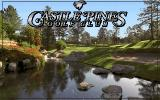 Links: Championship Course - Castle Pines Golf Club DOS splash screen - Links MCGA/VGA