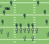 Madden 96 Game Boy The play