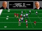 Madden NFL 96 Genesis Kick was returned by #20 D. Loville