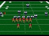Madden NFL 96 Genesis The play