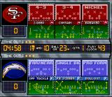 Madden NFL 96 SNES Select your play