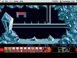 Lemmings Macintosh Fun 5: You need bashers this time