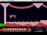 Lemmings Macintosh Fun 7: Builders will help you here