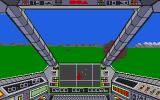 Skyfox Atari ST Explosions are good to see