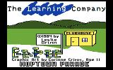 Moptown Parade Commodore 64 Title screen