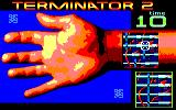 Terminator 2: Judgment Day Amstrad CPC Level 3 - Repair damaged tendons on the T101's arm
