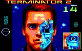 Terminator 2: Judgment Day Amstrad CPC Level 5 - Repair damaged eye on the T101's face
