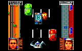 Terminator 2: Judgment Day Amstrad CPC Level 6 - Ride a SWAT van and destroy helicopter