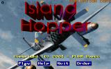 Island Hopper DOS Title screen