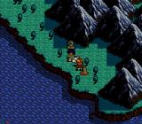 Lunar: The Silver Star SEGA CD Exploring On The World Map