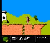 The Flintstones: The Rescue of Dino & Hoppy NES Gazoo can give you access to abilities when you earn them
