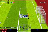 Premier Action Soccer Game Boy Advance A goal!