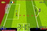 Premier Action Soccer Game Boy Advance Dead balls are kicking using that arrow. The longer it is, the stronger the kick