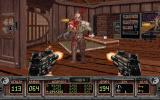 Shadow Warrior DOS Taste my twin Uzis!