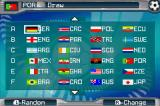 Premier Action Soccer Game Boy Advance Tournament groups