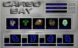 Cargo Bay Deluxe DOS Level selection