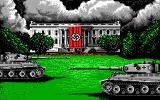 Rocket Ranger DOS UH OH! It looks like Nazi's are in the White House!