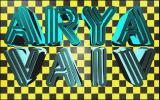 Arya Vaiv DOS Title screen