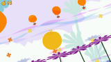 LocoRoco PSP These flowers sway in the direction that you tilt the world in