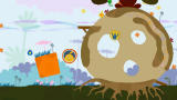 LocoRoco PSP This is your Loco House, you can build it any way you like