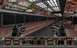 Shadow Warrior DOS On a subway car