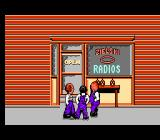The Three Stooges NES Outside Zielski Radios. Here you answer trivia questions for $200.00 per correct answer.