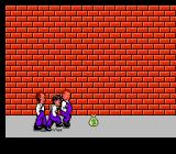 The Three Stooges NES Found a money bag