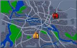 Berlin Connection DOS Berlin City map
