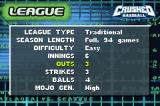 Crushed Baseball Game Boy Advance League