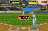Crushed Baseball Game Boy Advance STRIKE!