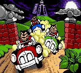 Mickey's Racing Adventure Game Boy Color Pete sends his buddies to cause trouble in their cars