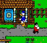 Mickey's Racing Adventure Game Boy Color Avoid Pete's goons in the overworld - they'll steal your money!