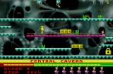 Manic Miner Game Boy Advance Original Mode sees a faithful reconstruction of the original speccy levels