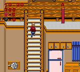 Home Alone Game Gear Ascending stairs