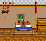Home Alone Game Gear Oh wow! This bed is big enough for... uh... I guess, for me alone