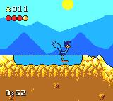 Desert Speedtrap starring Road Runner and Wile E. Coyote Game Gear Standing in the water and enjoying the sun is my idea of fun