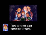 Rakugakids Nintendo 64 The Twinkle Gang find eight crayons hidden in a cave