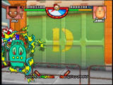 Rakugakids Nintendo 64 C.H.O.'s electrocution move is devastating!