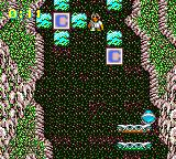 Devilish Game Gear This level is an open area, with grass and earth