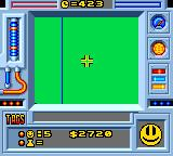 Faceball 2000 Game Gear I think this is what you call a dead end