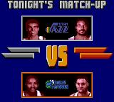 NBA Jam Game Gear Stockton and Malone! Oh yes!