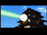 Mystical Ninja Starring Goemon Nintendo 64 Large green laser beams can only mean trouble
