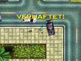 Grand Theft Auto DOS Busted! (German)